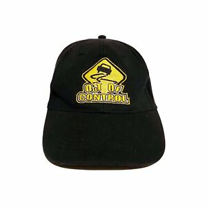 Out Of Control Traffic Sign Mens Hat Cap