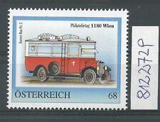 Österreich PM personalisierte Marke Philatelietag 1180 WIEN 8122729 **