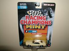 RACING CHAMPIONS 2017 MINT 1968 pontiac firebird ,VER. A,ONLY 2000 produced NEW