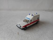 1:87 HERPA  HO MERCEDES BENZ  AMBULANCE  (1) GOOD CONDITION