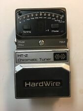 Digitech Hardwire HT-2 Chromatic Tuner Guitar / Bass Effect Pedal