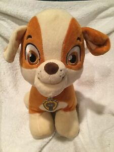 Rubble Build A Bear Nickelodeon Paw Patrol Bulldog Construction Pup Plush