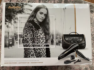Babyliss The Style Collection Hairdryer