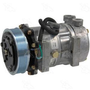 A/C Compressor-New Compressor 4 Seasons 68550