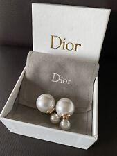 SALE! Dior Tribales Pearl Earrings