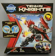 NEW Ionix Tenkai Knight 2in1 Blastank/War Stallion 110020 Shapeshifting Bricks