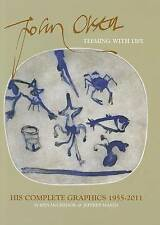 USED (LN) John Olsen: Teeming with Life: The Complete Graphics 1955-2011, 2nd Ed