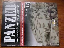 $$ Fascicule Altaya Panzer Blindes allemands de la 2nd GM N°17 Sd.Kfz. 222
