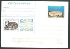 2001 ITALIA CARTOLINA POSTALE VASTOPHIL - DE
