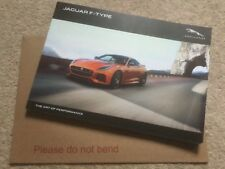Jaguar F Type brochure FEB 2016 MY 2016/17   FAST POST