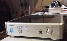 Teac UD-H01 USB COASSIALE OTTICO TOSLINK 32BIT DAC XLR bilanciato ampli per cuffie RCA