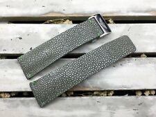 Polished stingray watch strap BreitlingNavitmer style #CD0828