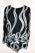 NEW WOMEN  TUNIC size  14/16  TOP LONG SLEEVE  BLOUSE  LADIES    3128