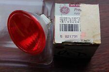 GE Precise 330374 EXZ MR16 12v Red Halogen Bulb 50w 24D Dichroic Reflector