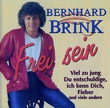 BERNHARD BRINK : FREI SEIN / CD - TOP-ZUSTAND