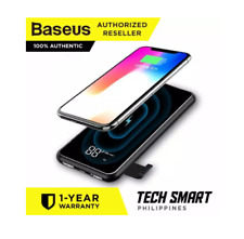 Baseus 8000mah Wireless Power Bank with Phone Holder Stand with Digital Display
