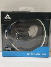 SENNHEISER PX685i WHITE SPORTS in Ear Neckband Adidas HeadPhones - New In Box!