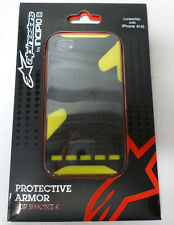Alpinestars Incipio Bionic Cell Phone Case Protector Cover HIVIS For Iphone 4 4S