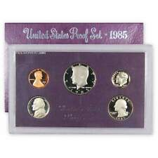 1985 S U.S. Mint Proof Set
