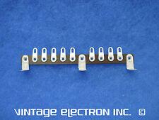 NOS DYNACO 9-Lug Cinch Terminal Lug Strip (ST410): P/N 372003 ($1.95/ea)