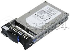 NUEVO Disco Duro IBM 300gb 10k 80 pines SCSI 39r7312 26k5823