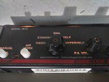 Code 3 Vcon 3672 Controller