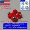 4X HP HDD Mounting Screws 6000 6005 Pro 8000 8100 8200 Elite DC7800 DC7900 SFF