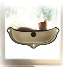 """New listing K&H Ez Mount Tan Window Bed Kitty Sill, 27"""" L X 11"""" W"""