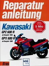Kawasaki GPZ 600 R ab 1984 Reparaturanleitung Reparatur-Handbuch Reparaturbuch