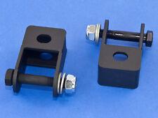 "Rear Shock Extender Kit For 2-4"" Lift Chevy Silverado GMC Sierra 1500 07-15"