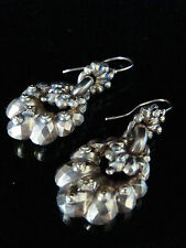 No Stone Earrings Victorian Fine Jewellery