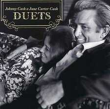 JOHNNY CASH & JUNE CARTER CASH - DUETS - NEW CD!!