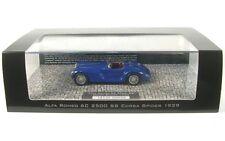 Alfa Romeo 6C 2500 SS Corsa Spider (azul oscuro) 1939