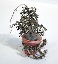 Christbaum aus Draht  ~ 1900   (# 5614)