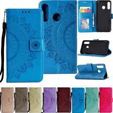 Funda billetera cuero para Huawei P20 P30 Pro Lite P10 P Smart magnético carcasa