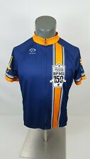 """Primal Wear Cycling Jersey """"Houston to Austin Ride"""" Size Large"""