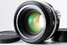 [Near Mint / FedEx] Nikon Nikkor Ai 50mm f/1.8 Pancake MF Lens from Japan #076