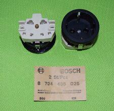 Bosch Original Einbau Steckdose 2 Stück braun 8794485025  (439)