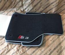 Original Audi S3 Fussmatten Premium S3 8V Stoff s-line a3 Tuning  Original