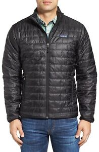 Patagonia Nano Puff  Lightweight Primaloft Pullover Jacket Isolationsjacke Outdo