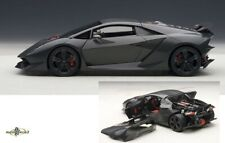 Lamborghini Sesto Elemento 2010 carbon-grau rot 1:18 Autoart