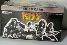 KISS IKONS BAND PRESS PASS TRADING CARD 12-PACK Factory SEALED BOX