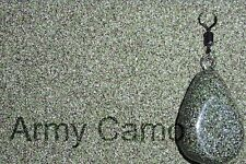 Lead coating powders Camo Brown Green Army 250g and 500g packs - Carp fishing