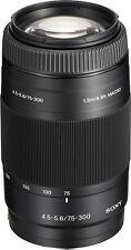 Sony SAL 75-300mm f/4.5-5.6 ED Lens