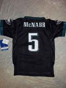 DONOVAN MCNABB #5 PHILADELPHIA EAGLES NFL CHILD SIZE JERSEY FREE SHIPPING