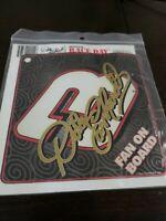 NASCAR Official Race Day Vinyl Window Wavers Dale Earnhardt #3 Fan On Board