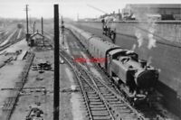 PHOTO  GWR 94XX NO 9479 1962 AT OLD OAK COMMON EAST JUNCTION UP EMPTY STOCK