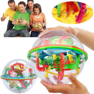 3D Ball Puzzle Gaming Toys Classic Addict Large Addictaball a Ball Maze