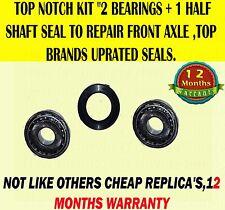 Para Suzuki Jimny King Pin Girar Rodamiento HUB Kit De Eje Delantero Kit De Sello Halfshaft