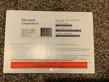 Windows 10 Professional Pro 64 Bit Dvd with Genuine Product key FQC-08930